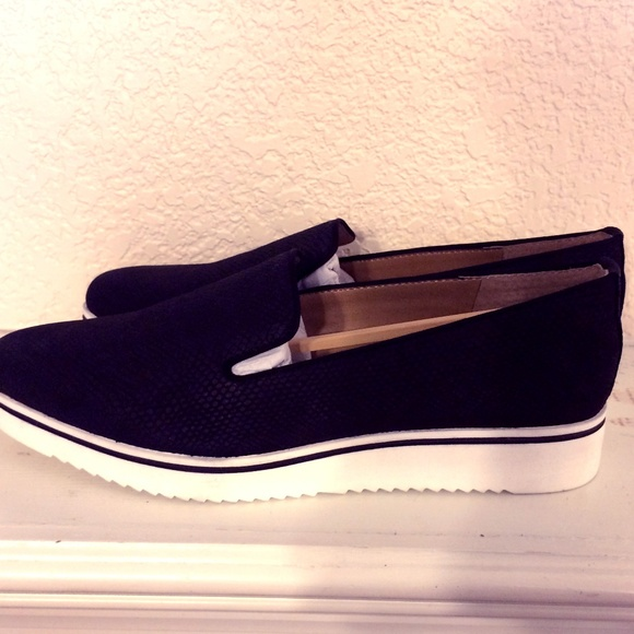 fc16210f40a Franco Sarto Fabrina black loafers